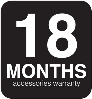 18-Month Limited Kitchen Accessories Warranty