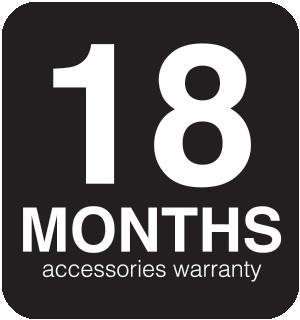18-Month Limited Kitchen / Wardrobe Accessories Warranty